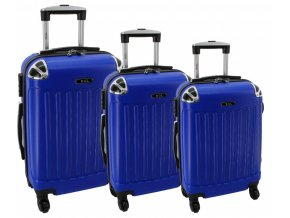 Cestovní Kufr AERO - Modrý