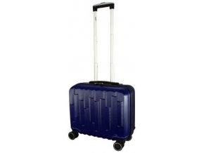 Cestovní Obchodní Kufr - Tmavě Modrý