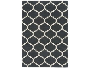Koberec Asiatic Contemporary Design - ALBANY Ogee Charcoal