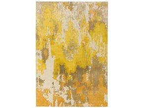 Koberec Asiatic Contemporary Design - SATURN  Yellow