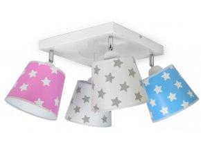 Stropní svítidlo STARS KIDS K4