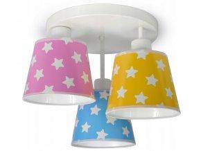 Stropní svítidlo STARS KIDS O3