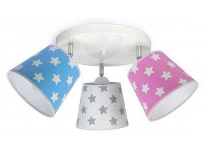 Stropní svítidlo STARS KIDS O3 - 2