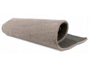 Plyšový koberec OSLO - Taupe