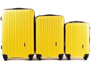 Cestovní Kufr ACE - Žlutý