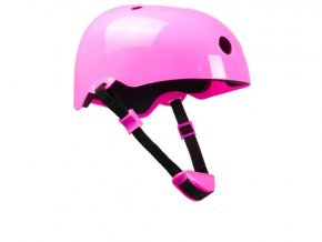 Cyklistická přilba HELMET Růžová