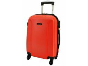 Cestovní Kufr AMERICAN - Oranžový