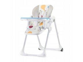 Jídelní židličkaJOEL Multicolor
