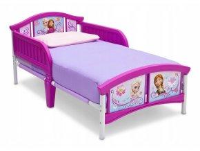Plastová postel DisneyFROZEN140x70 cm