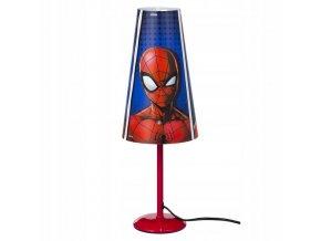 Stolní lampička Spiderman
