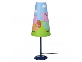 Stolní lampička Peppa Pig Modrá
