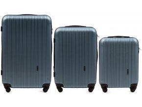 Cestovní Kufr ACE - Modrý