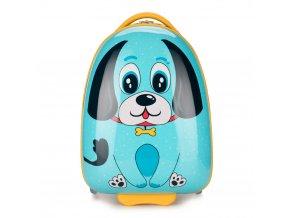 Dětský Kufr BLUE DOG