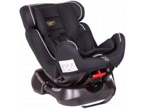 Autosedačka BABY COMFORT 0-25 kg Černá