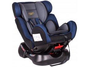 Autosedačka BABY COMFORT 0-25 kg Modrá