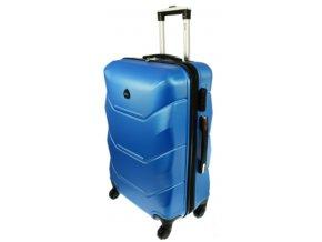 Cestovní Kufr CARBON - Modrý