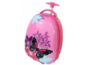 Dětský Kufr Motýl