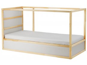 DĚTSKÁ POSTEL IKEA KURA