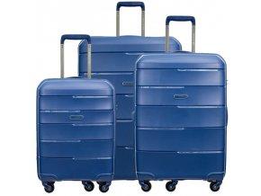 Cestovní Kufr BAHAMAS - Tmavě Modrý