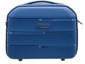 Cestovní Kosmetický Kufřík BAHAMAS - Tmavě Modrý