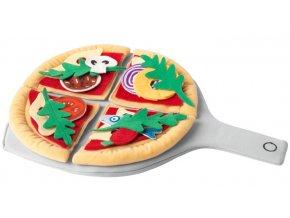 IKEA PIZZA, SADA 24 KS DUKTIG