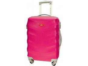 Cestovní Kufr CHEAP - Růžový