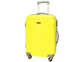 Cestovní Kufr CHEAP - Žlutý