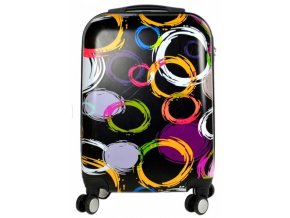 Cestovní Kufr RINGS - Multicolor