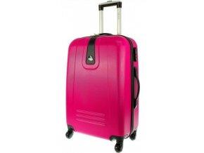 Cestovní Kufr TYPHON - Růžový