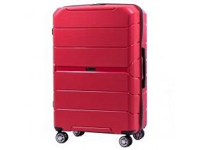 Cestovní Kufr EUFEME - Červený