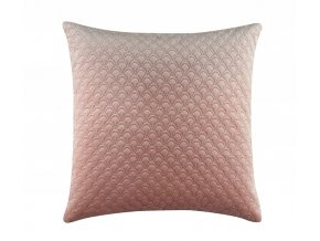 Povlak na polštář NOVELTY 45x45 cm světle růžová