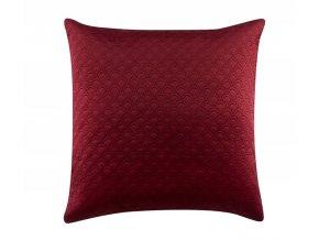 Povlak na polštář NOVELTY 45x45 cm červená