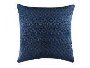 Povlak na polštář NOVELTY 45x45 cm modrá