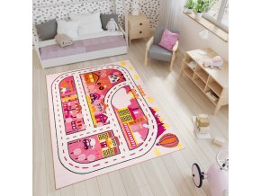 Koberec Kinder Carpets - KINDER Colorful 107