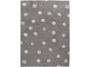 topos tricolor grey rosa pink22