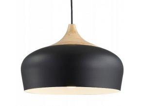 Stropní svítidlo BARI - černé