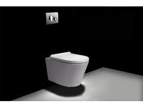 Závěsné WC DIVIO REA TOMAS rimless