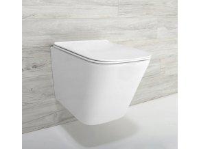 Závěsné WC DIVIO REA RAUL rimless