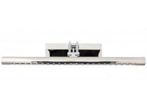 Nástěnné LED svítidlo nad zrcadlo AZZA - 40 cm - 5W - chromové