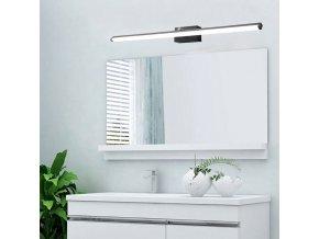Nástěnné LED svítidlo nad zrcadloDEGAS - 100 cm - 20W - černé