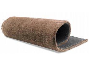 Plyšový koberec OSLO - Béžový