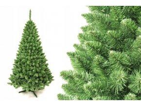 Umělá vánoční stromek - Borovice 160 cm