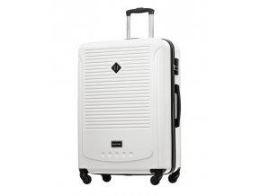 Cestovní Kufr CORFU - Bílý
