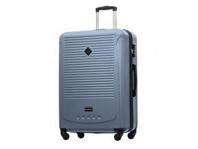 Cestovní Kufr CORFU - Světle modrá