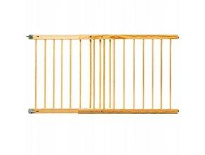 Bezpečnostní zábrana bezpečnostní bariéra 102-162cm