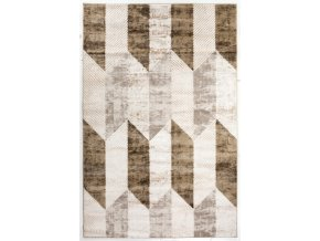 Dywilan koberec Stylish - 06 Grey / Brown