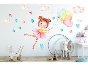 Samolepka balóny 138