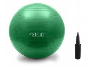 cvičební míč 75 zelená