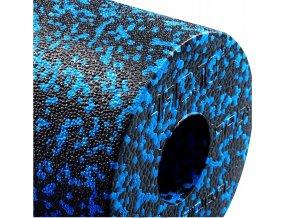 Masážní válec - 45 cm černá - modráSchowek02