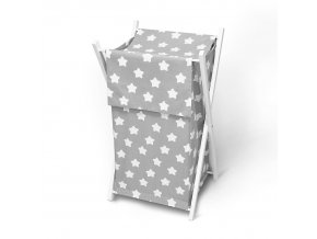 Košík koš na spodní prádlo, plenky, hračky, vzor 743